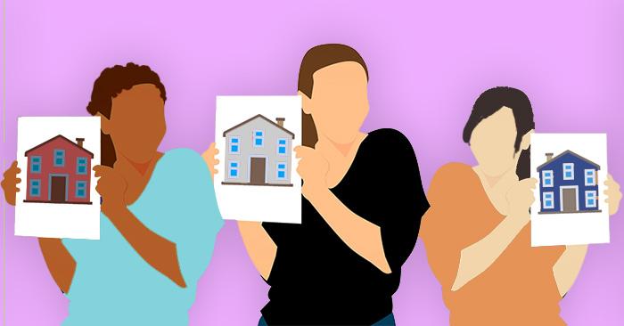 More Single Women Buying Real Estate